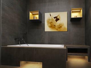 Eclectic style bathroom by Fliesen-Keramik Wunsch GmbH Eclectic