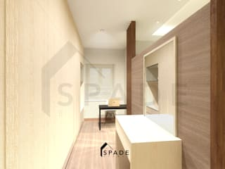 Master Bedroom Taman Surya 2:  Ruang Kerja by SPADE Studio Indonesia
