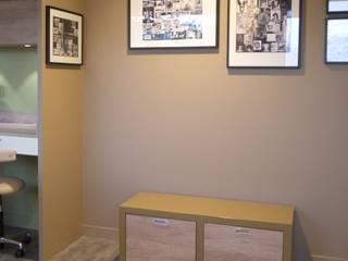 MIINT - design d'espace & décoration Eclectic style clinics Beige