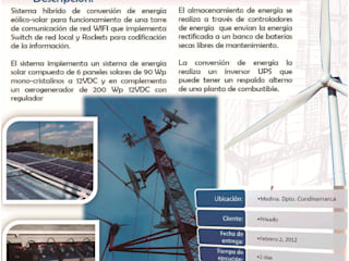 par SOLER Alternative Energy Moderne