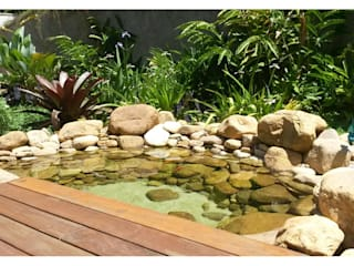 Garden Pond by Prato Arquitetura e Paisagismo