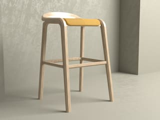 Butaco Elapsis de Cubeconcept.studio Moderno