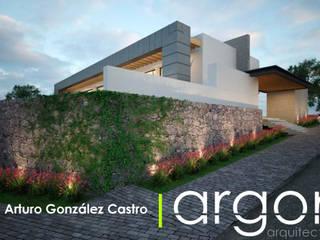 Maisons rurales par Argon Arquitectos Rural