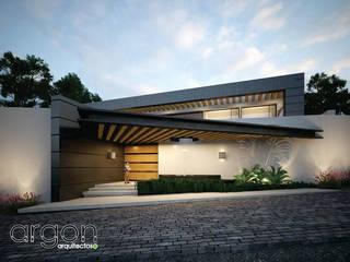 by Argon Arquitectos Мінімалістичний