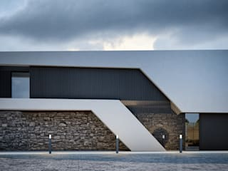 Habitação Boavista por SAME - Studio Architects Moderno