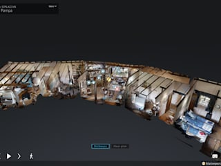 "Finca ""La Pampa"" de 3DPLACE VIRTUAL TOUR Rústico"