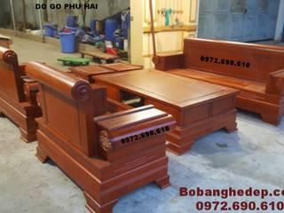 Bo Ban Ghe Go Dep Cho Noi That Nha Hien Dai B285: hiện đại  by Do Go My Nghe Phu Hai, Hiện đại