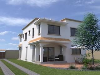CASA SURA Casas modernas de FORMAS ARQUITECTURA Moderno