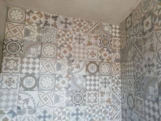 ESTACIONAMIENTO RODEO Casas modernas de FORMAS ARQUITECTURA Moderno