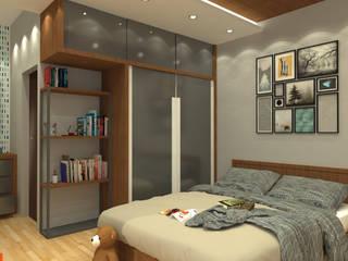 Kid's Bedroom:   by Niche Design Loft