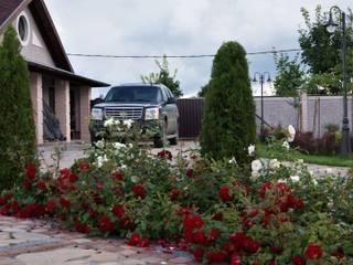 Classic style garden by GREENS архитектурно-ландшафтное бюро Classic