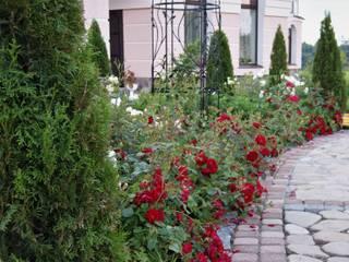ИЗ ВАРЯГ В ГРЕКИ: Сады в . Автор – GREENS архитектурно-ландшафтное бюро, Классический