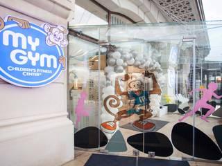 Modern event venues by Pebbledesign / Çakıltașları Mimarlık Tasarım Modern