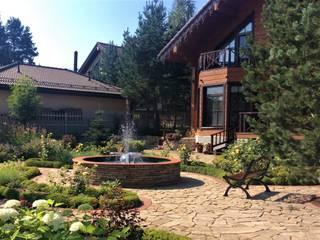 ПОЛЕТ ШМЕЛЯ: Сады в . Автор – GREENS архитектурно-ландшафтное бюро, Классический