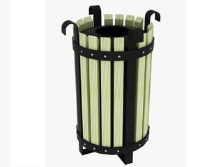 ülkü karadeniz orman ürünleri sanayi ve ticaret limited şirketi – Dış mekan çöp kovası:  tarz Alışveriş Merkezleri