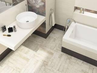 Bathroom by Ceramika Paradyz, Rustic