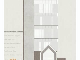 Gedung Bank Bumi Artha:   by AKARA Studio