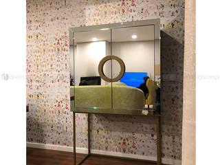 Decordesign Interiores Dining roomAccessories & decoration Amber/Gold