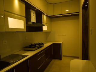 2 BED ROOM IN NIKOO HOMES AND 2.5 IN MIMS BANGALORE. by SSDecor Modern