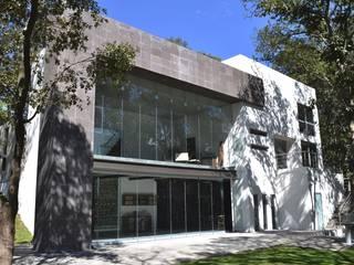Casa Valleescondido GIL+GIL Casas ecológicas Concreto Gris