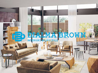 Living Room de Marchi Cucine - Dialma Brown MX Moderno