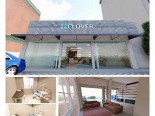 Clover dental care Palembang Klinik Minimalis Oleh GRAPHICA ARCHITECTURE Minimalis