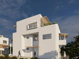 Дома в рустикальном стиле от Construcciones del Carmen Рустикальный