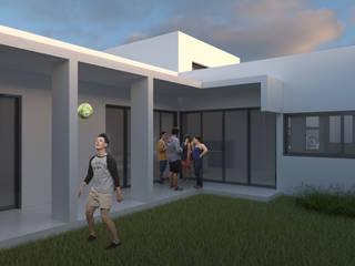 Oleh LAPO Arquitectura Modern