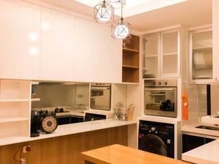 Total Renov Studio 廚房 White