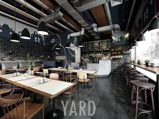 Locales gastronómicos de estilo  de studio yard, Ecléctico