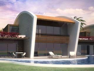 ANTE MİMARLIK  – Maksima Villa :  tarz Villa