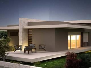 ANTE MİMARLIK  – Maburbaba 1 Villa:  tarz Villa