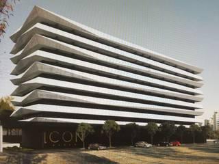 Edificio multifamiliar por Miguel Salvadorinho Arquitecto Minimalista