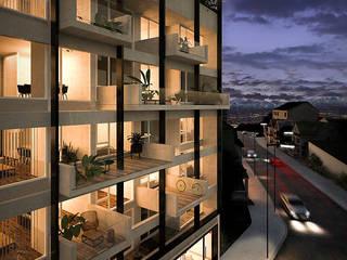 by R2arquitectos Scandinavian