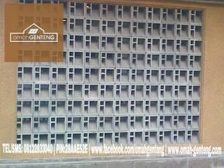 Roster Beton Minimalis - HP/WA: 08122833040 - Omah Genteng | OMAGENCE Omah Genteng Hotel Minimalis Beton Grey