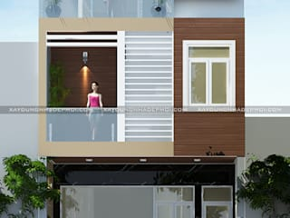 Công ty xây dựng nhà đẹp mới