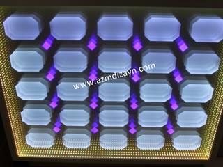 Asansör aynaları Modern Duvar & Zemin AZM DİZAYN Modern