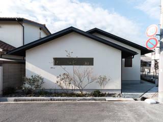 西宮のいえ クラシカルな 家 の 安江怜史建築設計事務所 クラシック