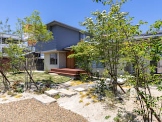 上和田町のいえ オリジナルな 家 の 安江怜史建築設計事務所 オリジナル