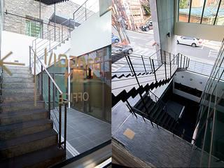 양재동 POP-UP HOUSE by 스튜디오메조 건축사사무소 모던