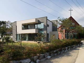 당진주택 by 스튜디오메조 건축사사무소 모던
