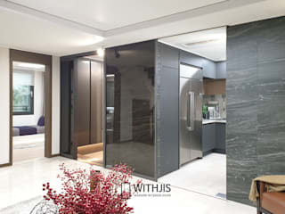 WITHJIS(위드지스) Living room Aluminium/Zinc Grey