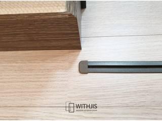 WITHJIS(위드지스) Дверi Алюміній / цинк Сірий