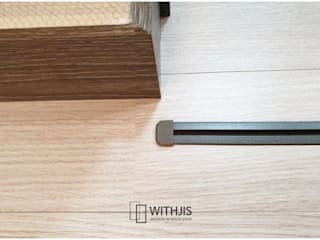 WITHJIS(위드지스) أبواب ألمنيوم/ زنك Grey