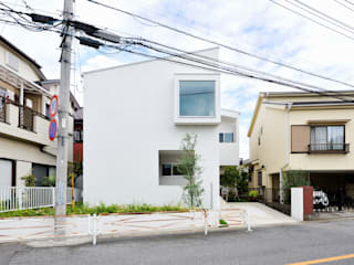 Wooden houses by 大野三太建築設計事務所一級建築士事務所, Eclectic