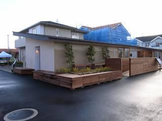 大野三太建築設計事務所一級建築士事務所의  상업 공간, 에클레틱 (Eclectic)
