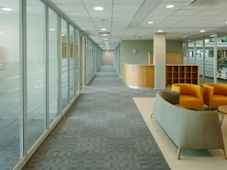 Baywest New Office Development by Activate Space Modern