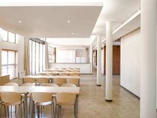 Lebone II College of the Royal Bafokeng by Activate Space Modern