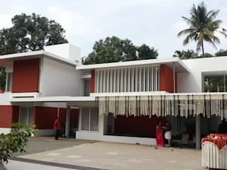 Prithvi Homes Multi-Family house Concrete White