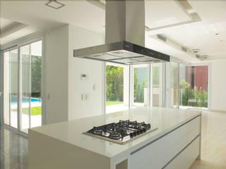 ห้องครัว โดย Estudio Machelett,